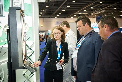 IFSEC 2018 London KeyGuard key keeper