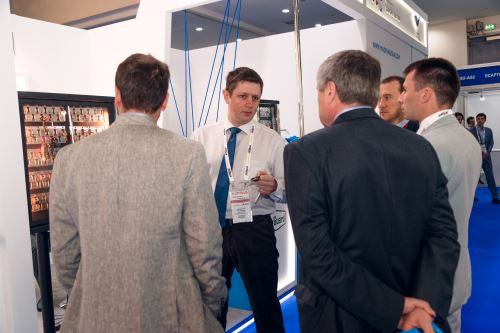 KeyGuard Key Management Systems INTERSEC Dubai