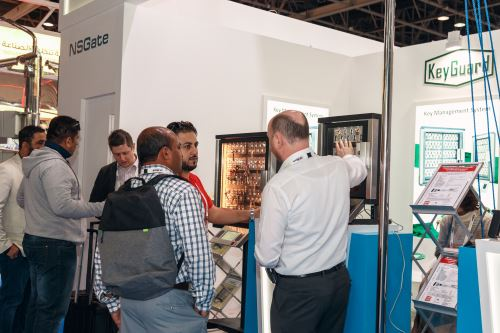 KeyGuard Key Access Control INTERSEC Dubai